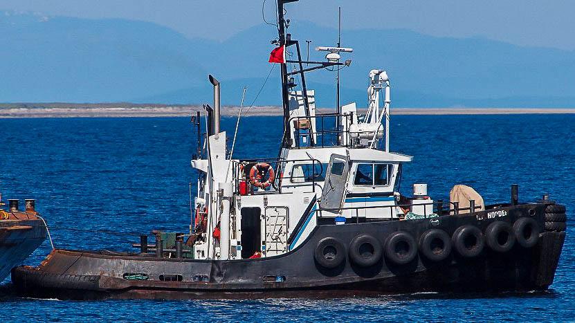 Hodder Tugboat Co